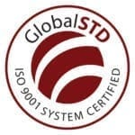 Global STD ISO 9011 System Certified
