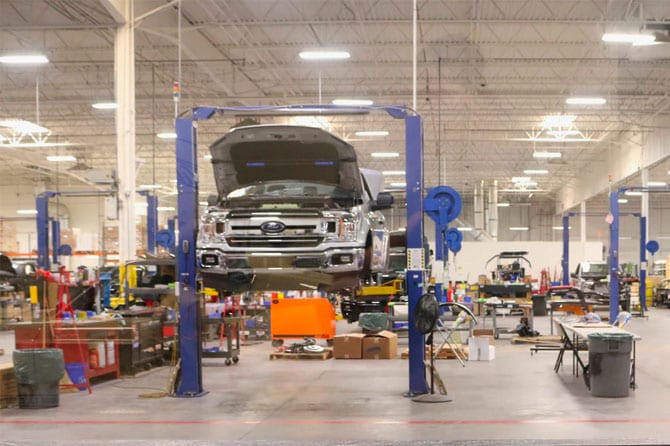 vehicle manufacturing in mexico