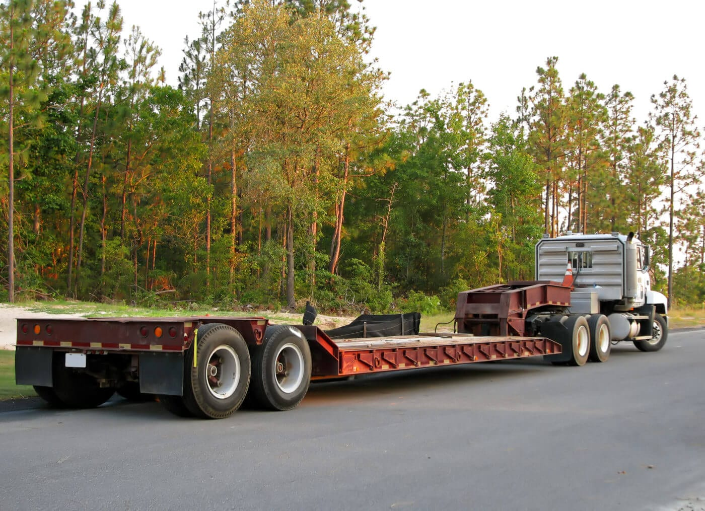 Transportation Broker Specialized Equipment Services
