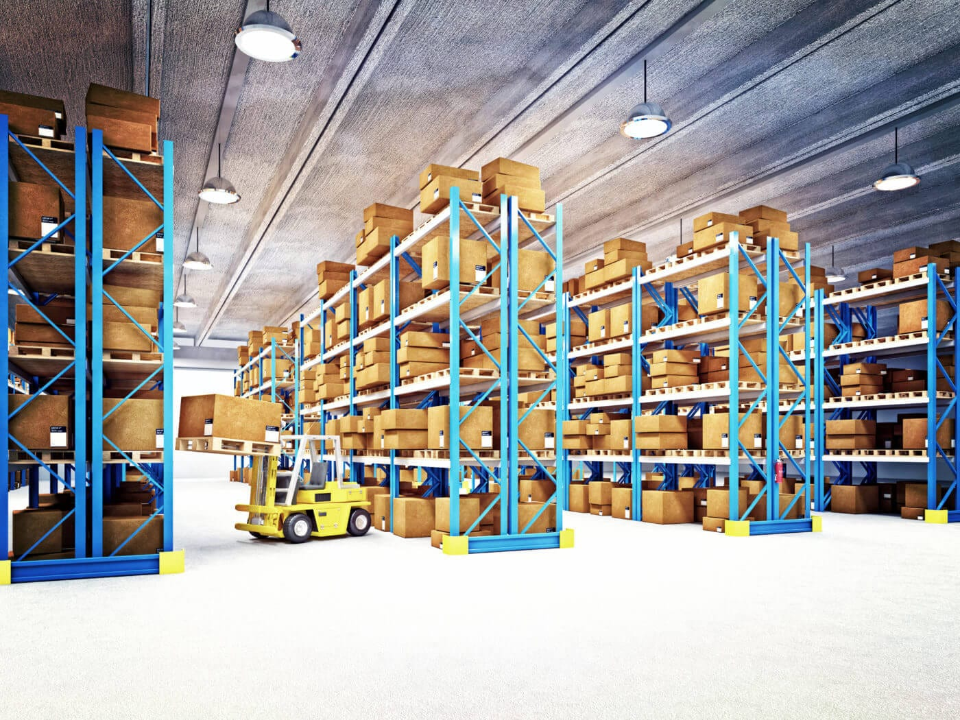 Warehousing and distribution