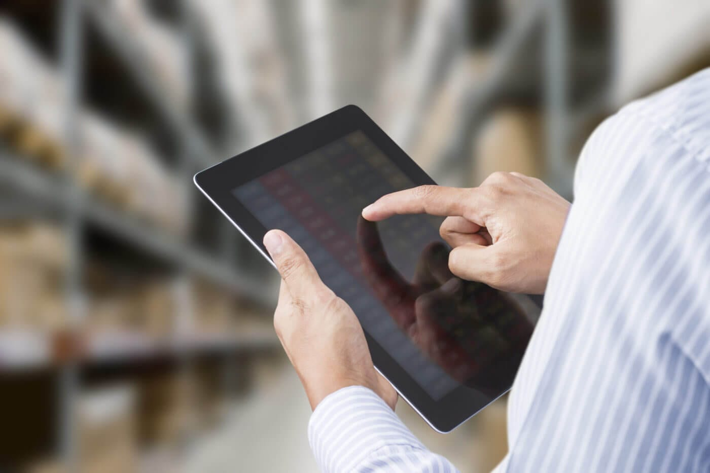 Warehousing with Vendor Managed Inventories